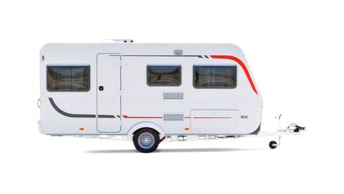 Zur Detailseite: Typ I: Wohnwagen C 164 L