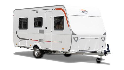 Zur Detailseite: Typ II: Wohnwagen C 167 L
