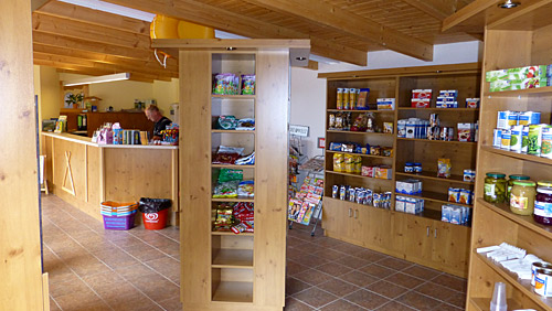 Shop am Campingplatz Neumannshof