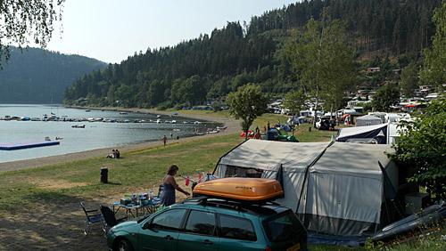 Campingplatz Saalthal-Alter