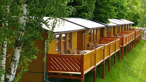 Bungalows Campingplatz Neumannshof