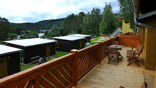 Bungalow Campingplatz Neumannshof