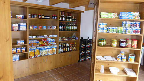 Campingplatz Neumannshof Shop